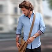 Рубашка в стиле oксфорд man р. xxl 45/46 от ТСМ Tchibo Германия