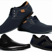 Мужская обувь в ассортименте, мужские кроссовки, туфли и мокасины дешево