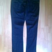 Фирменные джинсы скинни L