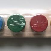 Вкладыши цилиндры Изучаем цвета