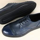 код: 2280 Спортивные туфли кожаные