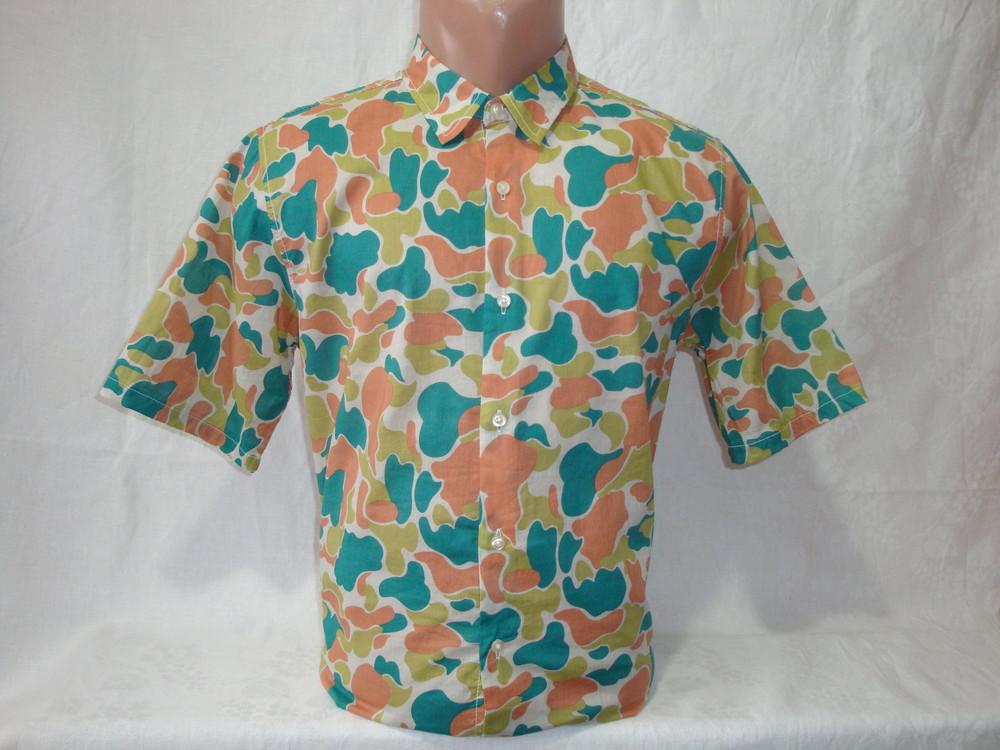Мужская рубашка с коротким рукавом Scout. фото №1
