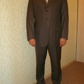 Костюм Arber размер 50, шерсть 70%, полиестер 30%