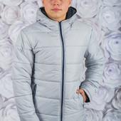 Зимняя мужская куртка Два цвета мужской пуховик