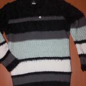 классный свитер размер м-л