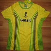 Футболка Brazil р. XS  32-34 евро