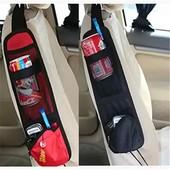 Органайзер на сиденье авто сумка на спинку автомобиля Chair Side Pocket Автомобильный органайзер