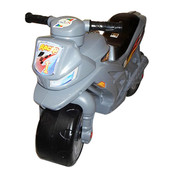 Мотоцикл серый орион 501 каталка новая расцветка
