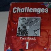 Английский Challenges 1 workbook