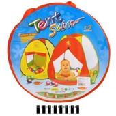 Палатка игровая домик А999-24