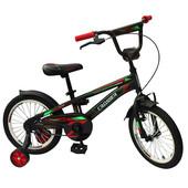 Кросер 960 велосипед 16 18 20 дюймов детский Azimut G960 двухколесный