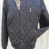 Осенняя курточка под резинку с 46 по 62 размер