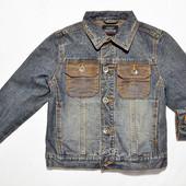 Джинсовая курточка Next, 5-6 лет