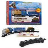 Железная дорога Голубой вагон, длина путей 282 см.
