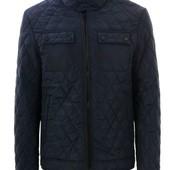 Куртка Glo story - синяя, черная