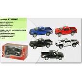 Металлические модели автомобилей, машины Kinsmart в ассортименте