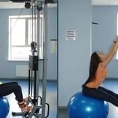 Консультація ортопеда, кінезітерапія, масаж, лікування хребта