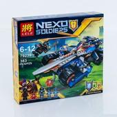 """Конструктор Lele Nexo Knight 79239 """"Устрашающий разрушитель Клэя"""""""