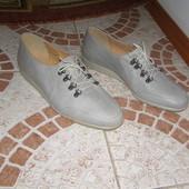 Туфлі макасини шкіра Італія 28,5 см 44 розмір