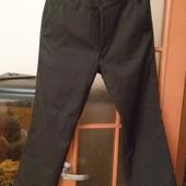 Джинсы-брюки на флисе для школы на зиму