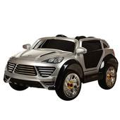 Электромобиль Porsche Cayenne Серебряный m 2735 eblrs-1 eva колеса