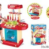 Игровой набор Кухня в чемодане 008-58А