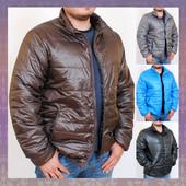 Новинка 2016! Молодежная мужская куртка для осенней погоды. 4 цвета.