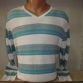 Мужской свитерок Kiabi большого размера
