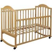 Laska Наполеон Эко детская кроватка без ящика