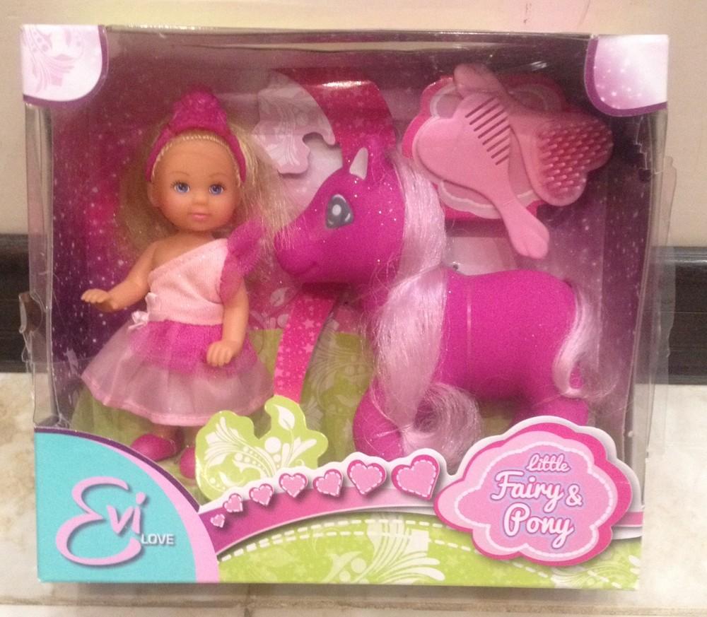 Еви-принцеса и пони фото №1