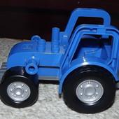 Трактор Lego (Лего)