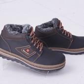 Зимние мужские ботинки по отличной цене