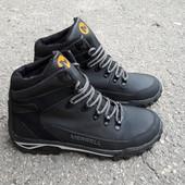 Зимние ботинки Merrell натур кожа в 3-х цветах