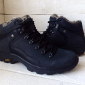 Ботинки спортивные зима КОЖА