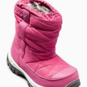Розові зимові сапожки NEXT для дівчат розм. 19 по 30,5, під замовлення