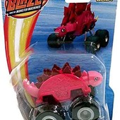 Fisher-Price Nickelodeon Blaze and the monster machines Stegosaurus Truck