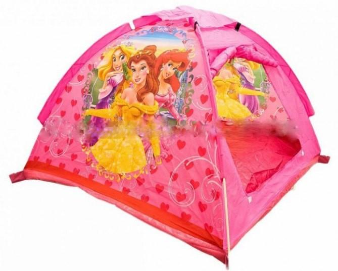 Диснеевские палатки. 3вида фото №1