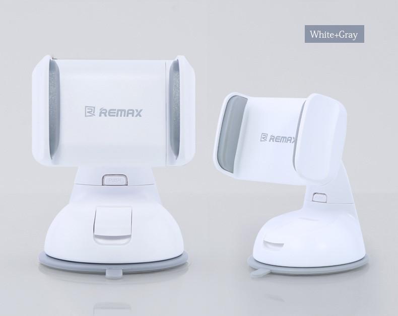 Универсальный автомобильный держатель remax rm-c06 фото №1