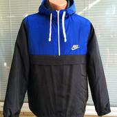 Анорак мужской Nike (утепленный)