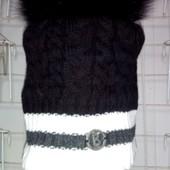 Тёплые шапки OZZI на флисе колпачки