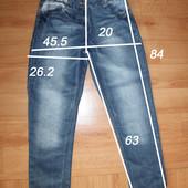 джинсы на девочку 10-11 лет