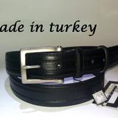 Ремень Кожаный 5071чол. Made in Turkey + торг