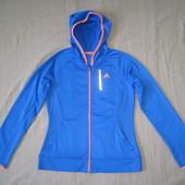 Adidas (M/40) спортивная беговая кофта женская