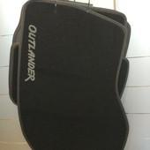 Коврик для автомобиля Mitsubishi Outlander XL (2007-2012) Оригинал!