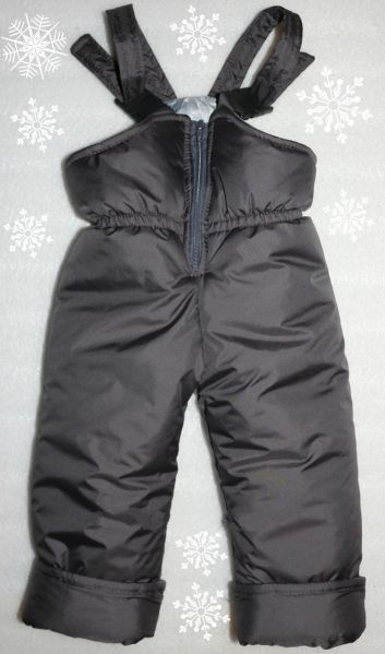 Зимний полукомбинезон (штаны). разные цвета и размеры! опт, дропшиппинг, розница!!! фото №1