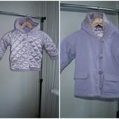 Двухстороння курточка на 3 роки
