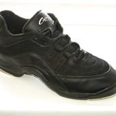 Танцевальные кроссовки - степовки Capezio (23 см)