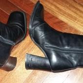 Ботинки Luca Ferri, кожа, р.37