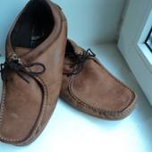 Мужские туфли, мокасины Marks & Spencer 43 рр