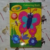 Раскраска Crayola 48 страниц.